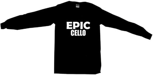 Epic Cello Mens Tee Shirt Pick Size /& Color Small 6XL