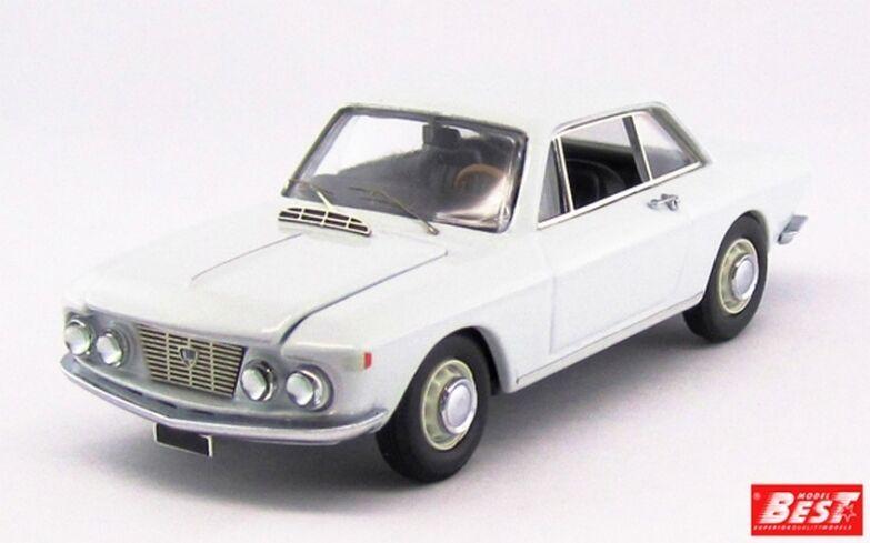 alta calidad general BEST MODEL BES9637 - - - Lancia Fulvia coupé 1.2 blanco Saratoga - 1965   1 43  Tienda de moda y compras online.