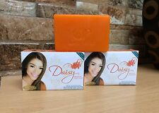 Daisy papaya soap , skin whitening , proven effective , 150 grams