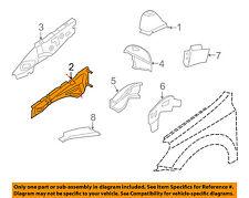 Chevrolet GM OEM 06-13 Impala Fender-Upper Rail Apron Panel Cover Right 20895357