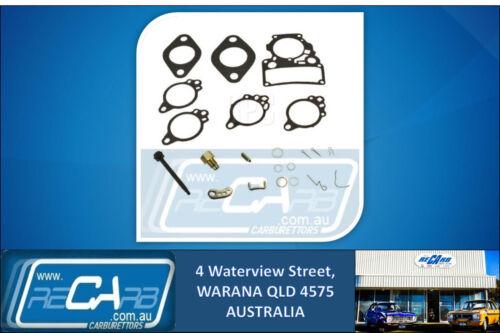 SB-652 Fuelmiser Carburettor Rebuild Kit Holden Torana LC LH LJ Monaro HG HK HQ