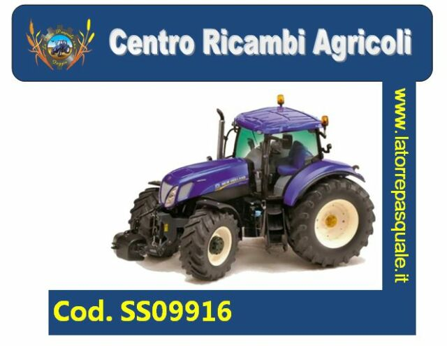42726 BTIRAINS MODELLINO TRATTORE NEW HOLLAND T8.390 SCALA 1:32