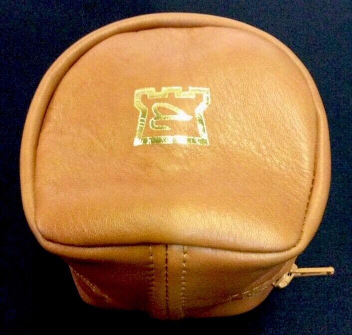 Hardy Leather Salmon Reel Case - Hand Made