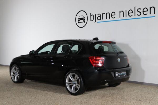 BMW 120d 2,0 aut. - billede 2