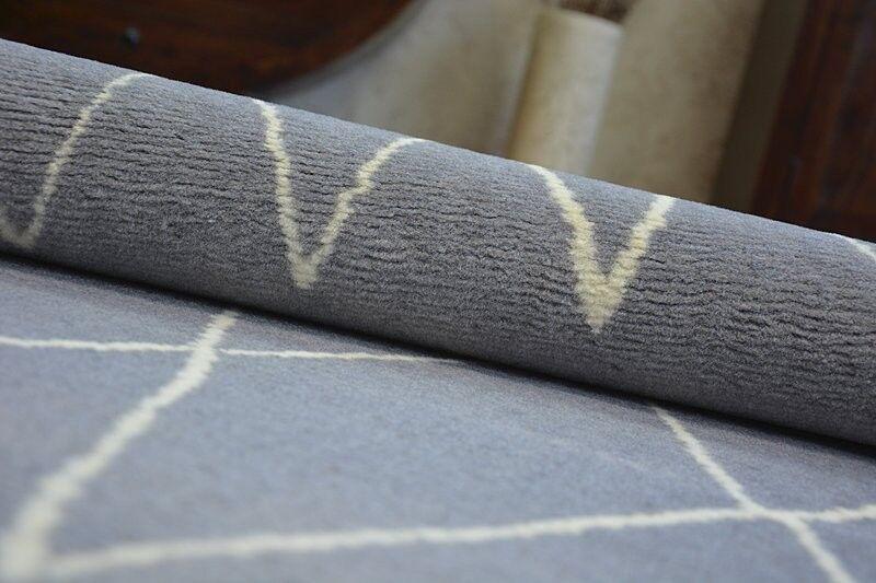 Modern Designs Mercato & Grigio A Buon Mercato Designs BCF TAPPETI Diamanti  BASE  4 Taglia BEST-Tappeti 20cd30