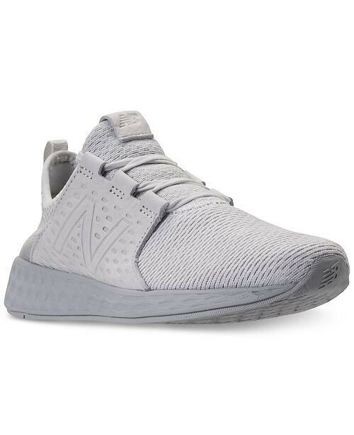 Mens Fresh Foam 10 Grey Cruze New Balance Grey New Active Training Sneakers