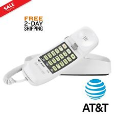 5f168569291 item 1 ATT Home Desk Corded Wall Mount Landline Phone Telephone AT T 210  White Handset -ATT Home Desk Corded Wall Mount Landline Phone Telephone  AT T 210 ...