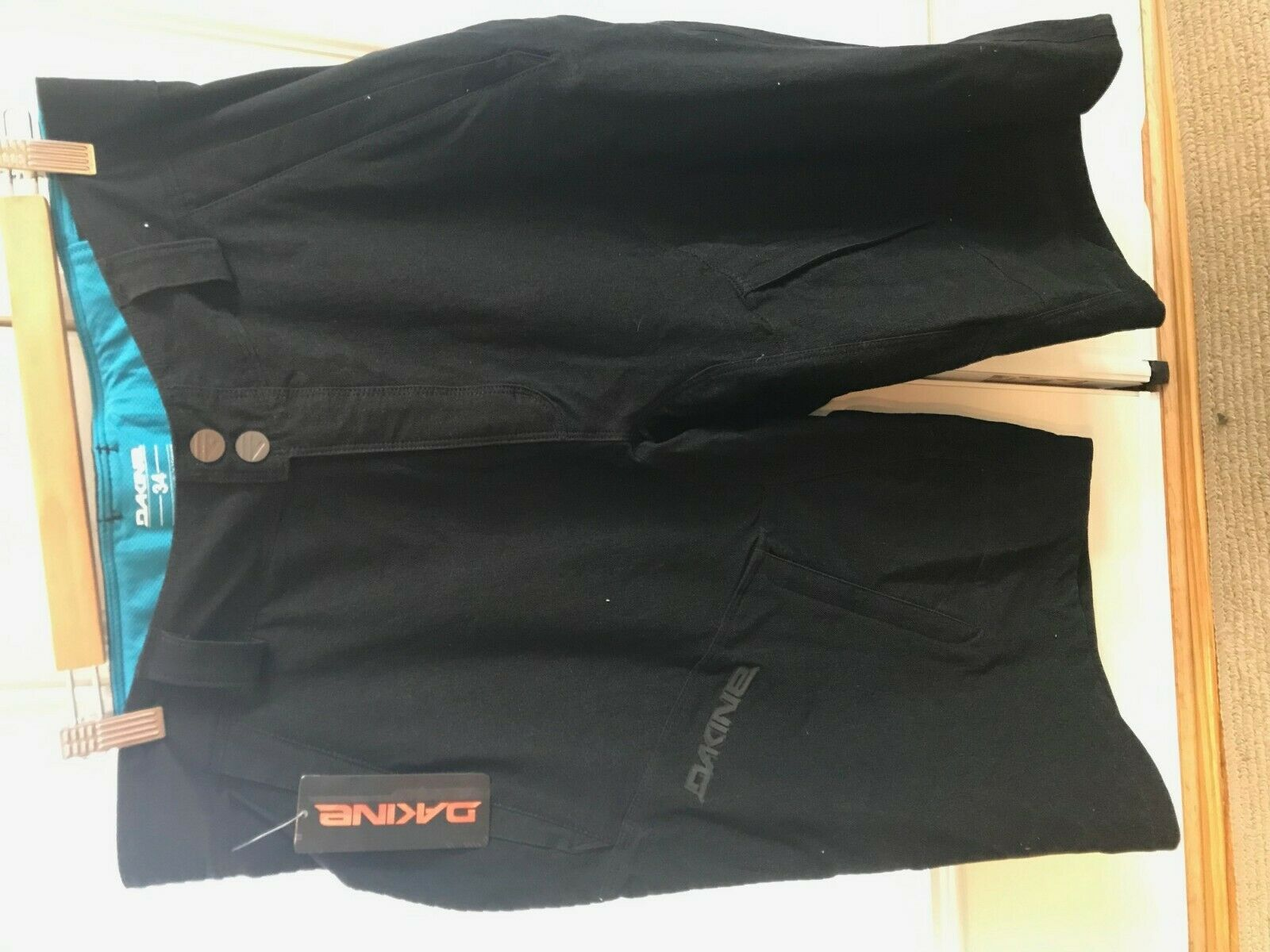 Dakine Syncline MTB courtes 50% off nouveau waist 34in with padded liner Nylon, Poly,