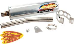 NEW FMF Racing Universal TurbineCore 2 Spark Arrestor Silencer FOR 2-STROKE