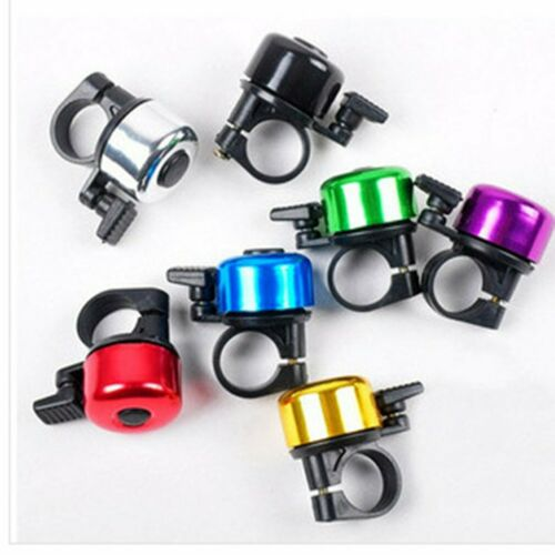 Handlebar Metal Ring Bike Bell Horn Sound Alarm Bicycle Accessory