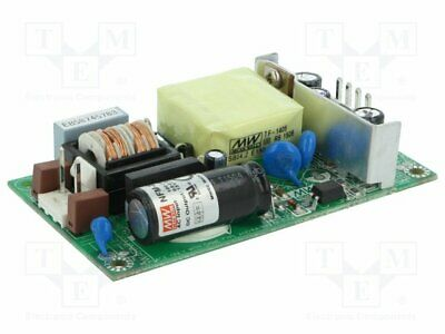 NETZTEIL 12V//1,25A 15W Schaltnetzteil MeanWell NFM-15-12 Einbaunetzteil offen CV
