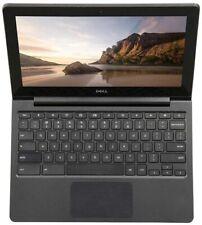 "Dell Chromebook 11 CB1C13 11.6"" Laptop Intel Celeron 2955U 1.40GHz 2GB 16GB SSD"