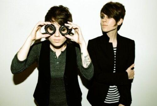 Tegan And Sara 24x36 poster