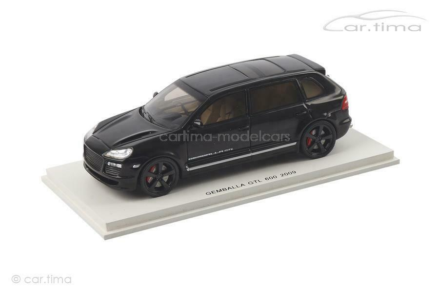 Gemballa GTL 600 (Limousine) - noir-Spark 1 43 - s0732   le meilleur service après-vente