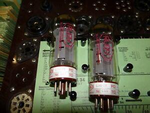 2-tubes-Ruby-El-34b-SRT-Tube-42-42-ma-matched-pair-sur-etincelle-w19-teste-bl1663