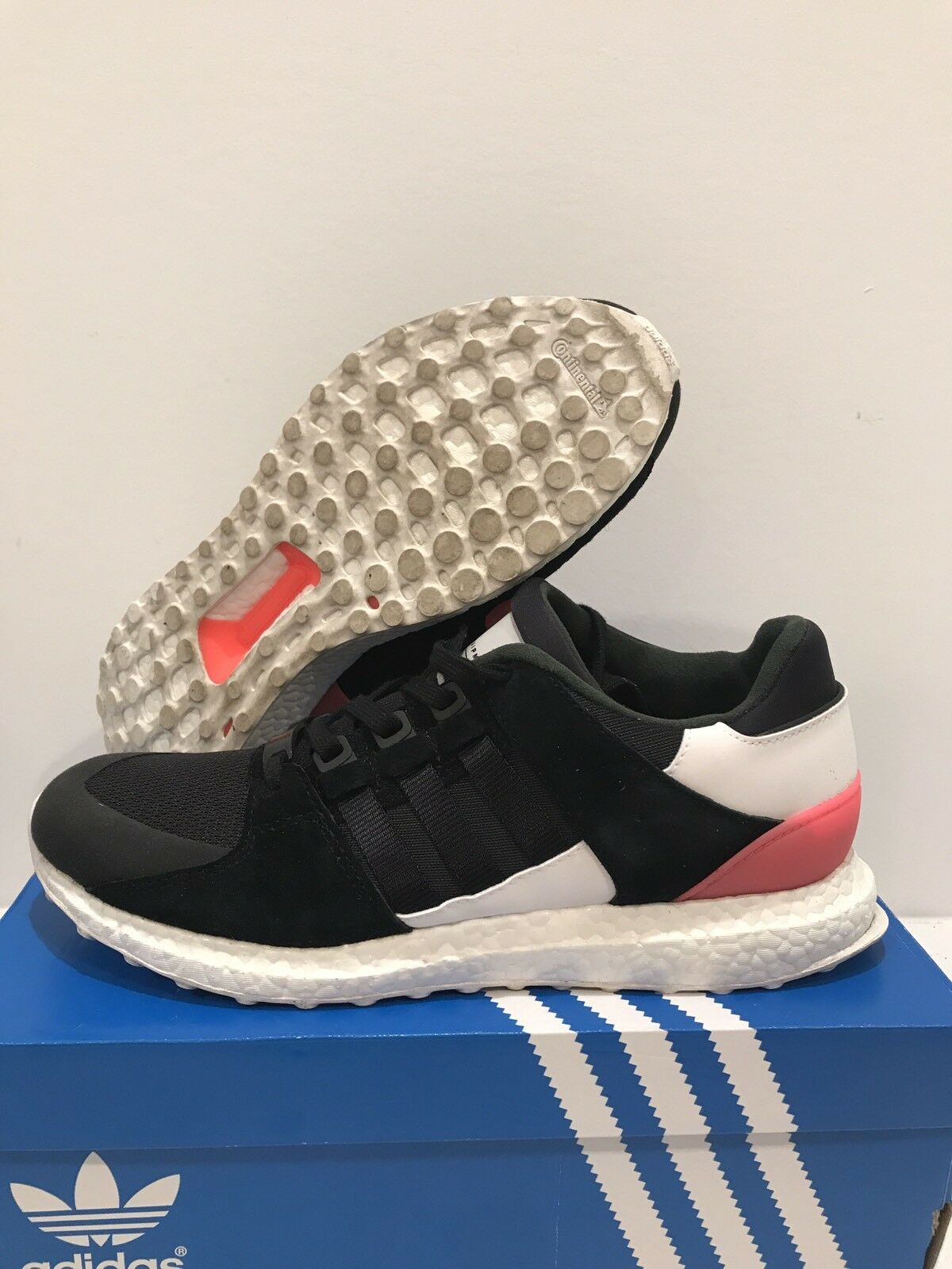 Adidas White EQT Support Ultra White Adidas Turbo Size 9.5 (Offer) 613443