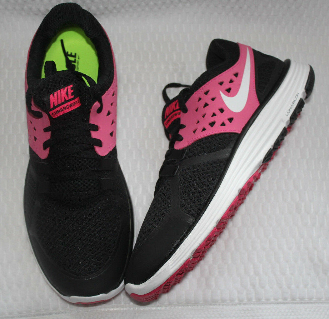 NIKE WOME'S LUNARSWIFT + 3 BLACK $99 WHITE CHERRY us $99 BLACK 8f99f6