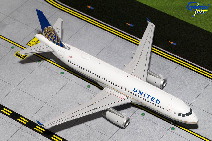 Gemini Jets United Airlines Airbus A320-200 1 200 G2UAL221
