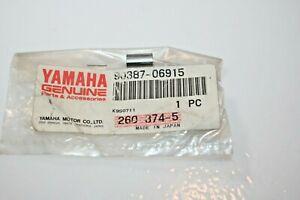 NOS YAMAHA WAVE RAIDER ENGINE HATCH COLLAR 90387-06915 ...