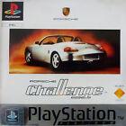 Porsche Challenge (Sony PlayStation 1, 1997) - US Version