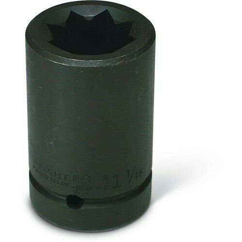 """Double Square 1//2/"""" Drive 8-Point Wright Tool 4780 5//8/"""" Deep Impact Socket"""