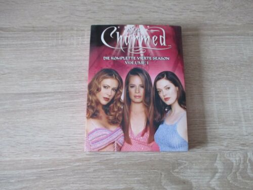 1 von 1 - CHARMED - Staffel 4.1  Serie  3 DVD`s Box