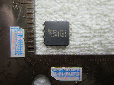 5 piece New TI TSB41AB2 TQFP64 IC Chip US