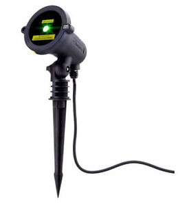 ... Spright-LITE-Compact-GREEN-Laser-Projector-Outside-Light-Show-Firefly