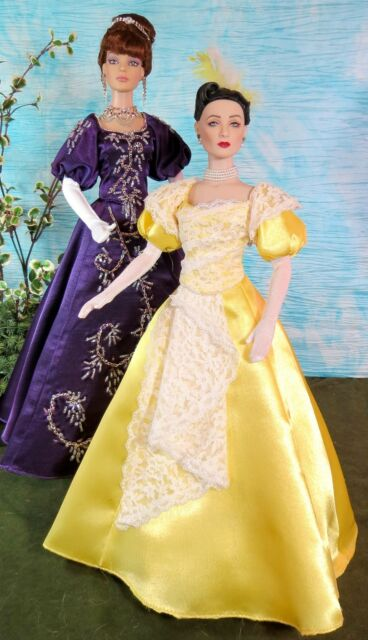 """REGINA 16"" A SEWING PATTERN  FOR DOLLS WITH THE TONNER TYLER BODY"
