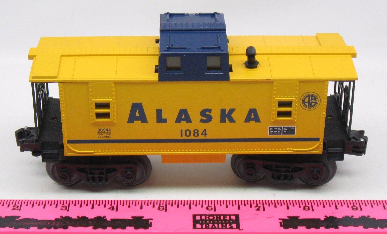 Lionel  36544 Alaska 1084 caboose