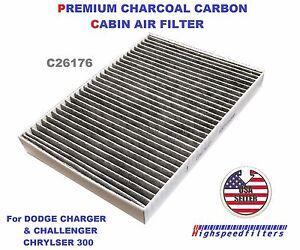 AC Cabin Air Filter For Dodge Charger Magnum Challenger Chrysler 300