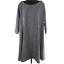 Lane-Bryant-Gray-amp-Black-3-4-Sleeve-Dress-Women-039-s-Size-18-20 miniatuur 1