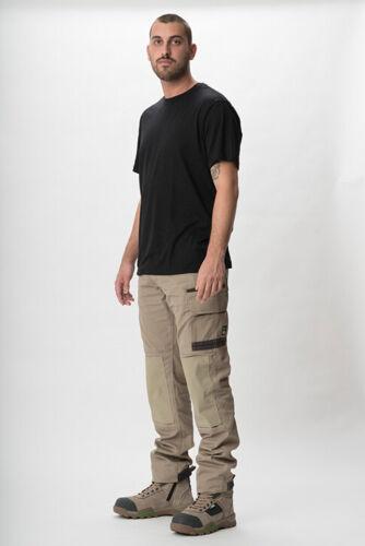 "FXD WP-1 Kaki Travail Pantalon Duratech Workwear WP1 30/"" 38/"""
