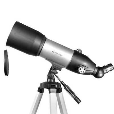 Barska 40080 Starwatcher AE11122 Telescope, W/ Tripod