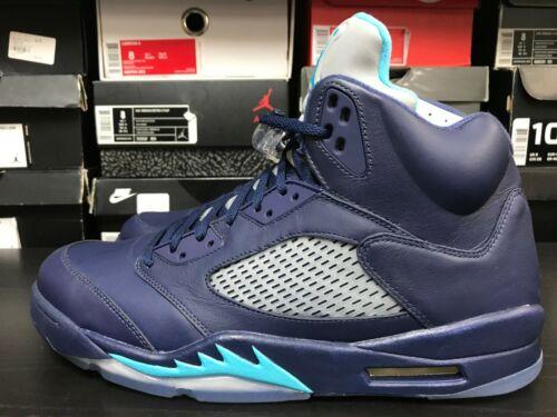 Air Nike Navy Pre Midnight Grape Retro Taglia 13 Blu Jordan 5 JTKlF1c