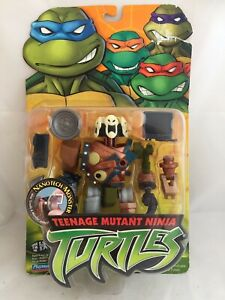 Teenage Mutant Ninja Turtles Nanotech Monster Action Figure Tmnt