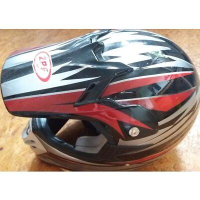 Motocross Helm Gr. M  ZPF Dirt-Bike Motorrad Enduro
