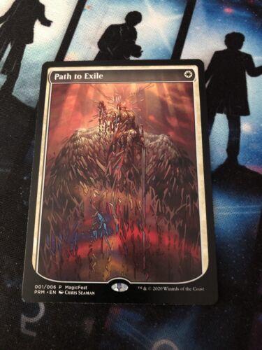 Path to Exile MAGICFEST Promo Non-Foil MTG