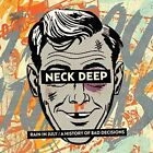 Rain in July/A History of Bad Decisions by Neck Deep (CD, Jan-2015, Hopeless Records)