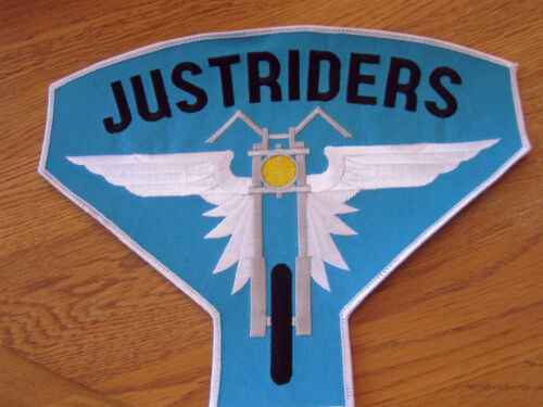 JUST RIDERS Club MOTORCYCLE PATCHES
