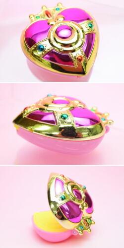 Bandai Sailor Moon Gashapon transformation Compact mini Mirror Cosmic Heart