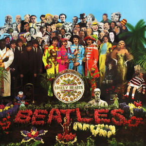 THE-BEATLES-Sgt-Pepper-039-s-Lonely-Hearts-Club-Band-180g-VINYL-LP-NEW-Reissue