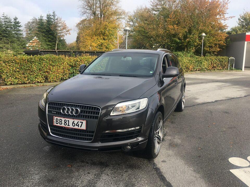Audi Q7, 3,0 TDi quattro Tiptr. 7prs, Diesel