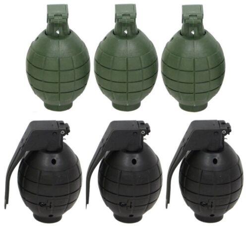 SCALA ARMA Gear Accessorio Kid giocattolo dell/'esercito a mano Manichino con suono 2 COLORI
