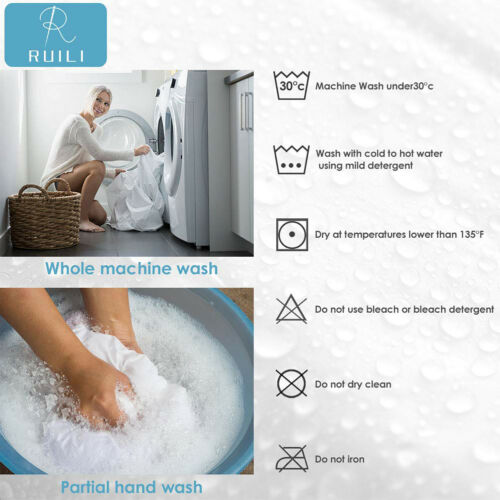 Fitted Matress Protector 100/% Waterproof Hypoallergenic Mattress Premium Cover