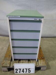 Klimsch-Co-Schubladenschrank-Werkzeugschrank-Planschrank-Laborschrank-27475