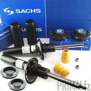 6x-Sachs-Ammortizzatore-Paraurti-Domlager-Frontale-Audi-A3-8P-VW-Touran-1T