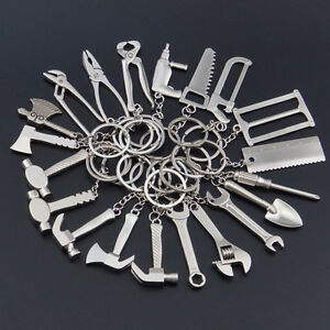 1-Pc-New-Creative-Tool-Wrench-Spanner-Key-Chain-Ring-Keyring-Metal-Keychain-BH
