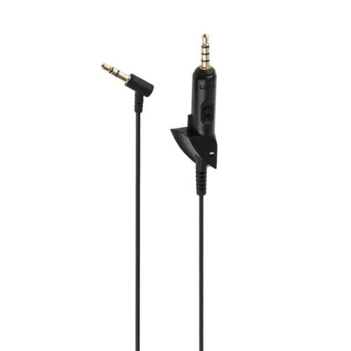Headphone 3.5mm Male to Male Audio Cable for QuietComfort QC15 QC2 Earphone