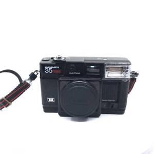 Hanimex-35-mas-auto-focus-point-and-shoot-camera-vintage-working